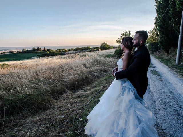 Il matrimonio di Matteo e Sabrina a Viterbo, Viterbo 48