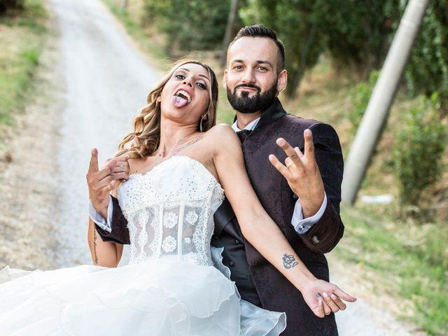 Il matrimonio di Matteo e Sabrina a Viterbo, Viterbo 49