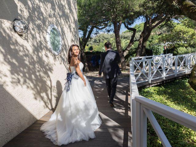 Il matrimonio di Sarah e Giovanni a Forte dei Marmi, Lucca 16