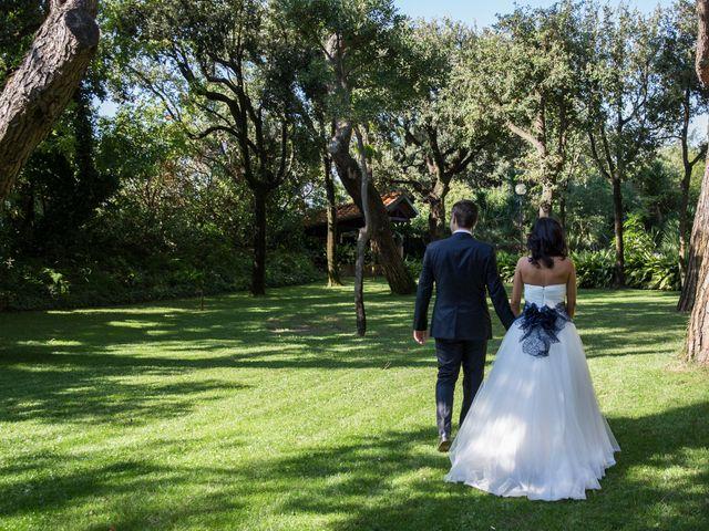 Il matrimonio di Sarah e Giovanni a Forte dei Marmi, Lucca 17