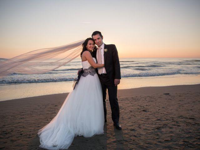 Le nozze di Giovanni e Sarah