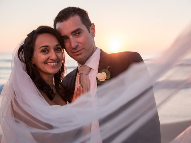 Il matrimonio di Sarah e Giovanni a Forte dei Marmi, Lucca 31