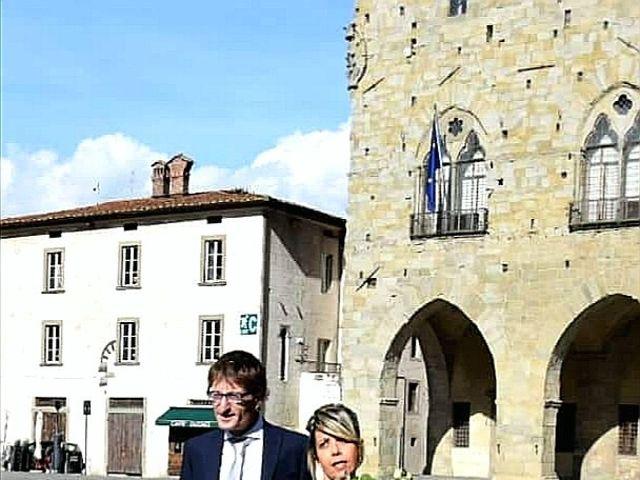 Il matrimonio di Ylenia e Andrea a Pistoia, Pistoia 1