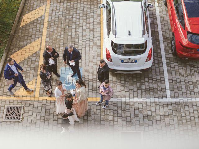 Il matrimonio di Nunzio e Irene a Viareggio, Lucca 20