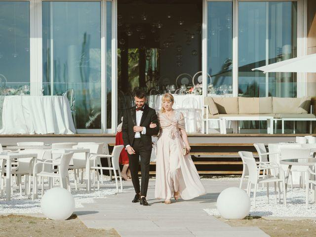 Il matrimonio di Nunzio e Irene a Viareggio, Lucca 45