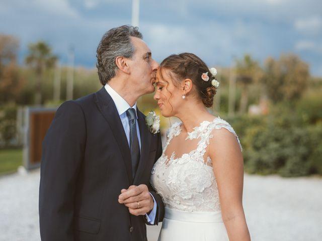Il matrimonio di Nunzio e Irene a Viareggio, Lucca 47