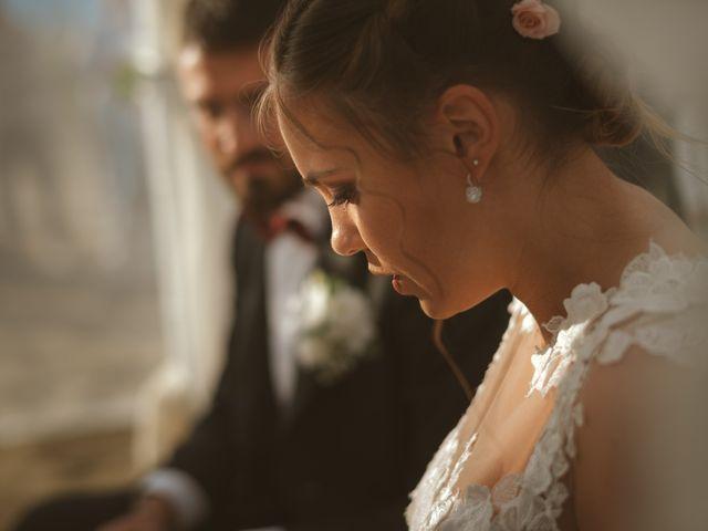 Il matrimonio di Nunzio e Irene a Viareggio, Lucca 53