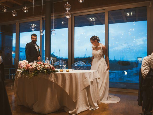Il matrimonio di Nunzio e Irene a Viareggio, Lucca 72