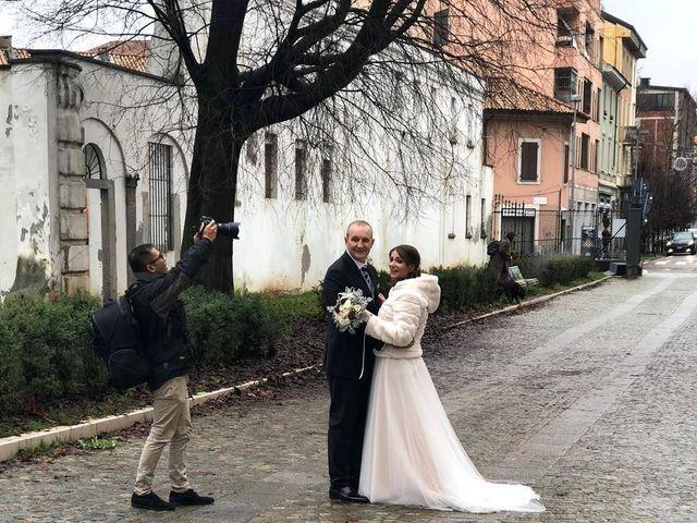 Il matrimonio di Andrea  e Sheila a Milano, Milano 2