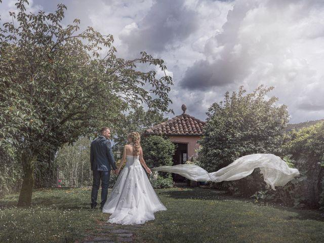 Le nozze di Elena e Micheal