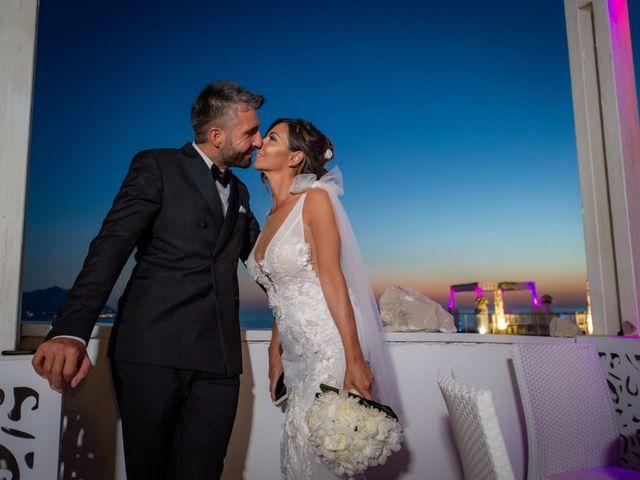 Le nozze di Terry e Genny