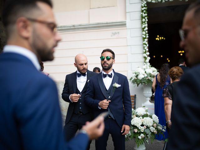 Il matrimonio di Alessandra e Davide a Pagliara, Messina 7