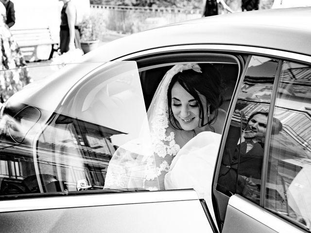 Il matrimonio di Alessandra e Davide a Pagliara, Messina 8