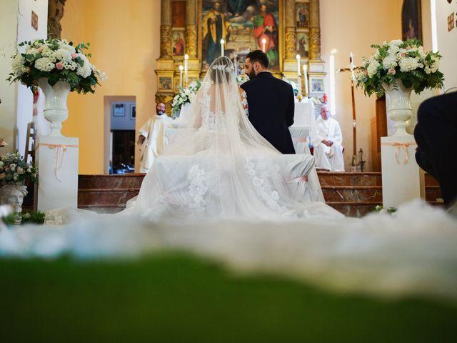 Il matrimonio di Alessandra e Davide a Pagliara, Messina 11