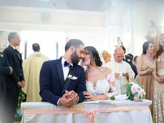 Il matrimonio di Alessandra e Davide a Pagliara, Messina 13