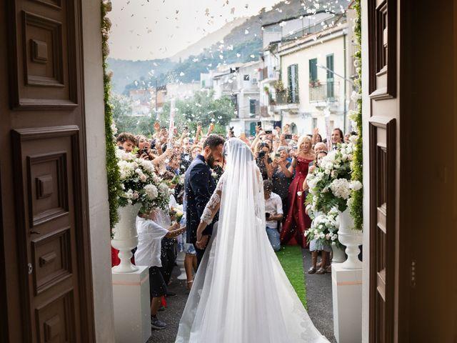 Il matrimonio di Alessandra e Davide a Pagliara, Messina 14