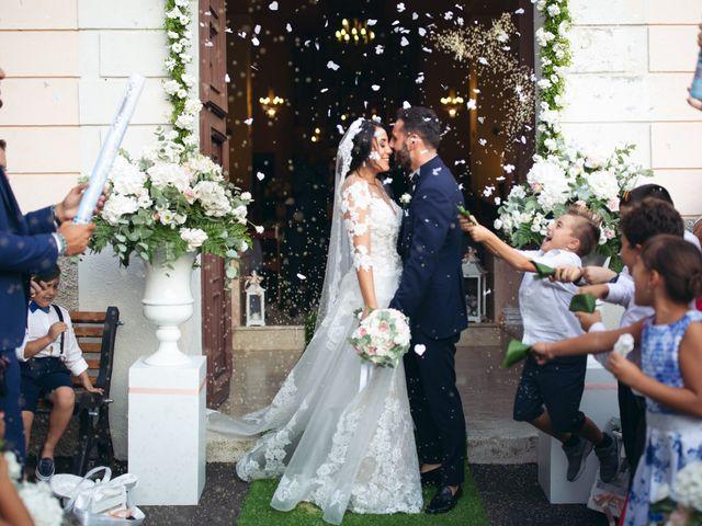 Il matrimonio di Alessandra e Davide a Pagliara, Messina 16