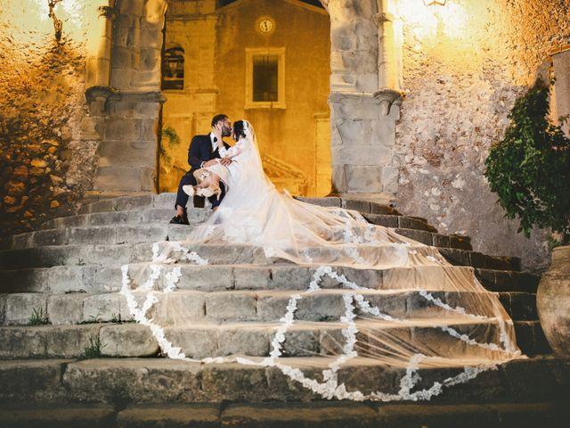 Il matrimonio di Alessandra e Davide a Pagliara, Messina 20