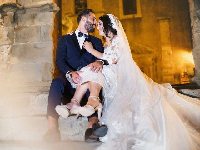 Il matrimonio di Alessandra e Davide a Pagliara, Messina 21