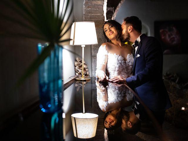 Il matrimonio di Alessandra e Davide a Pagliara, Messina 28