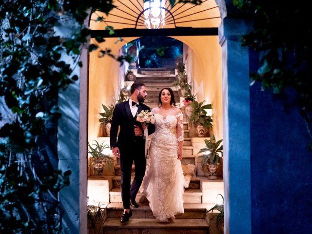 Il matrimonio di Alessandra e Davide a Pagliara, Messina 29