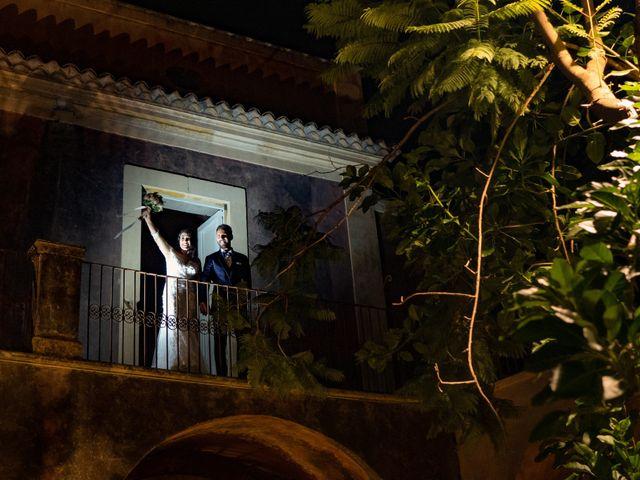 Il matrimonio di Alessandra e Davide a Pagliara, Messina 30