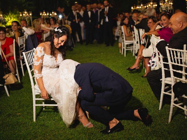 Il matrimonio di Alessandra e Davide a Pagliara, Messina 37