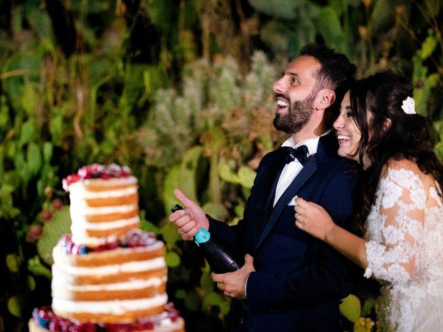 Il matrimonio di Alessandra e Davide a Pagliara, Messina 38