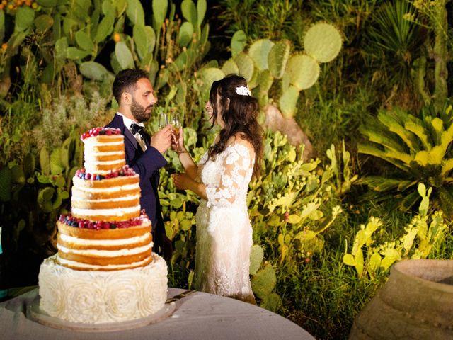Il matrimonio di Alessandra e Davide a Pagliara, Messina 42