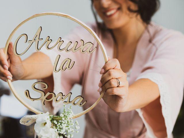 Il matrimonio di Alessandra e Davide a Pagliara, Messina 53
