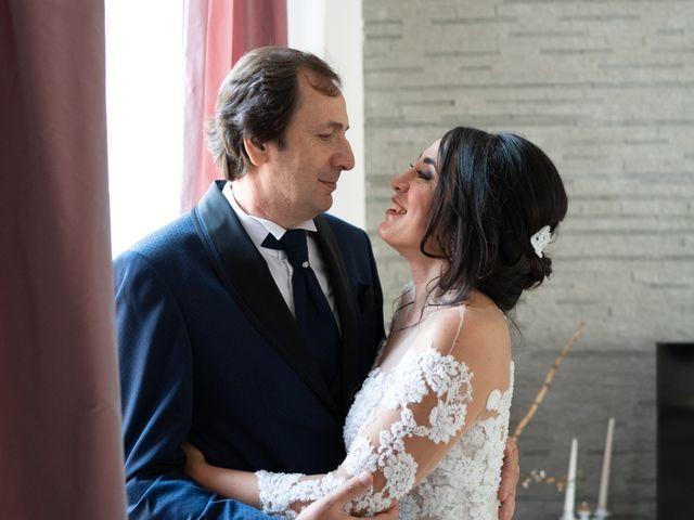 Il matrimonio di Alessandra e Davide a Pagliara, Messina 63
