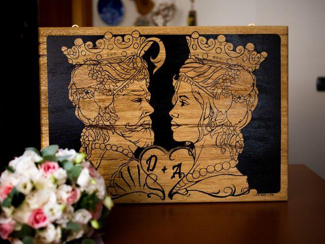 Il matrimonio di Alessandra e Davide a Pagliara, Messina 73
