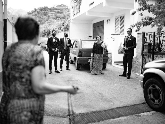 Il matrimonio di Alessandra e Davide a Pagliara, Messina 74