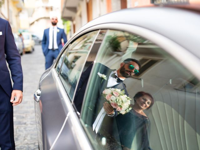 Il matrimonio di Alessandra e Davide a Pagliara, Messina 75
