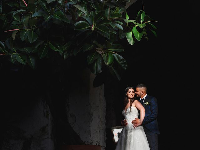 Le nozze di Mariagrazia e Vincenzo