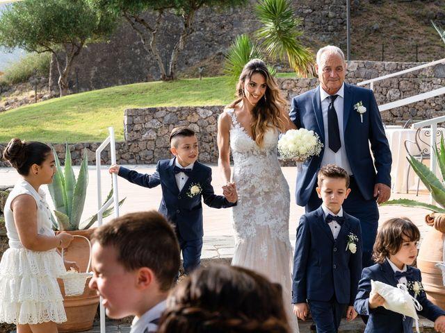 Il matrimonio di Ivan e Angela a Maratea, Potenza 23