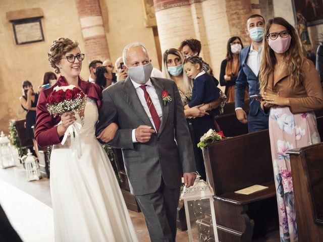 Il matrimonio di Daniele e Annalisa a Revello, Cuneo 11