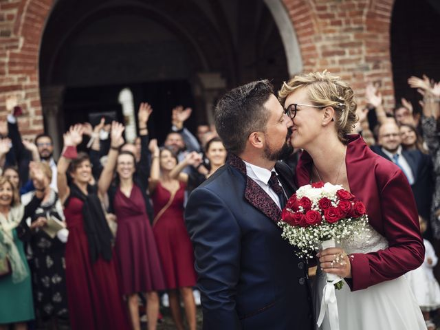 Il matrimonio di Daniele e Annalisa a Revello, Cuneo 15