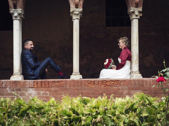 Il matrimonio di Daniele e Annalisa a Revello, Cuneo 18