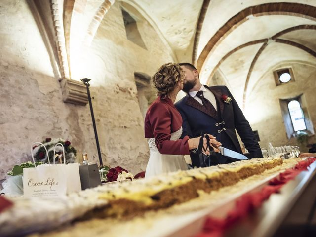 Il matrimonio di Daniele e Annalisa a Revello, Cuneo 25