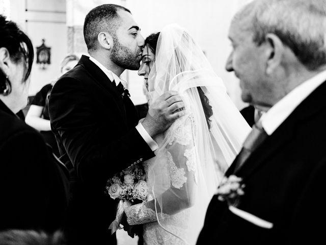 Il matrimonio di Simone e Carmela a Palmi, Reggio Calabria 17