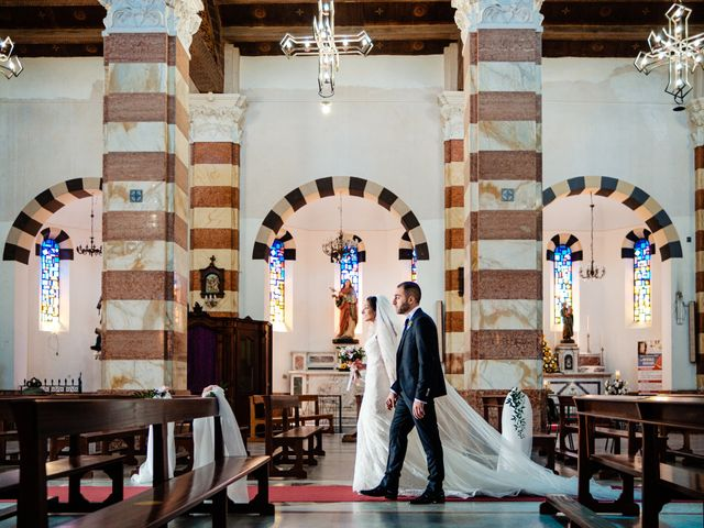 Il matrimonio di Simone e Carmela a Palmi, Reggio Calabria 18
