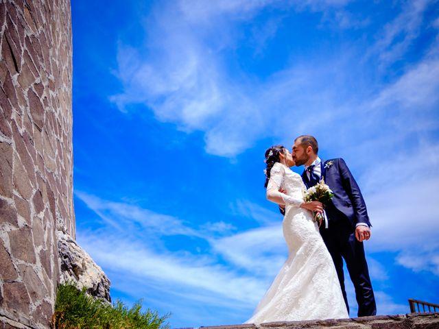 Il matrimonio di Simone e Carmela a Palmi, Reggio Calabria 20