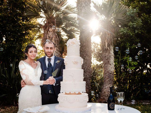 Il matrimonio di Simone e Carmela a Palmi, Reggio Calabria 26