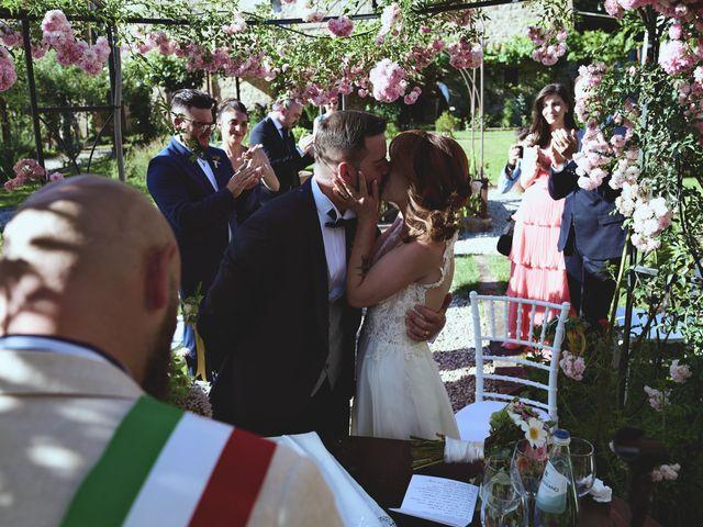 Il matrimonio di Francesco e Valentina a Perugia, Perugia 61