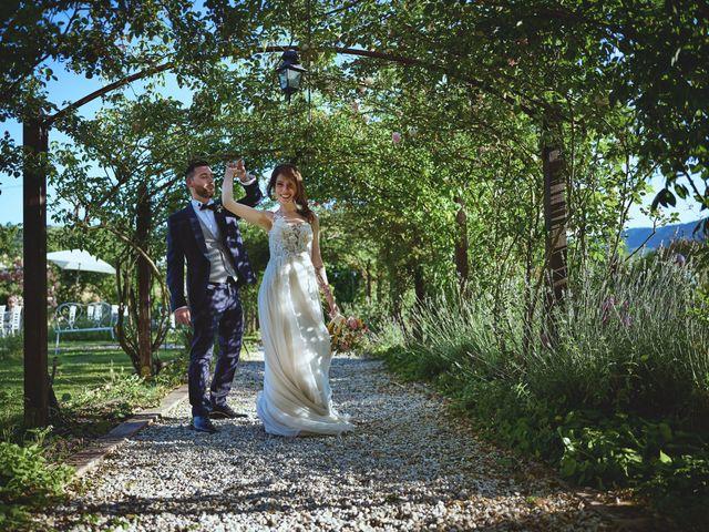 Il matrimonio di Francesco e Valentina a Perugia, Perugia 68