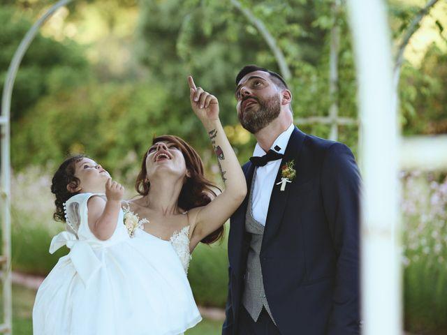 Il matrimonio di Francesco e Valentina a Perugia, Perugia 119