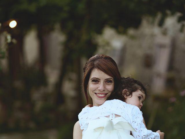 Il matrimonio di Francesco e Valentina a Perugia, Perugia 124