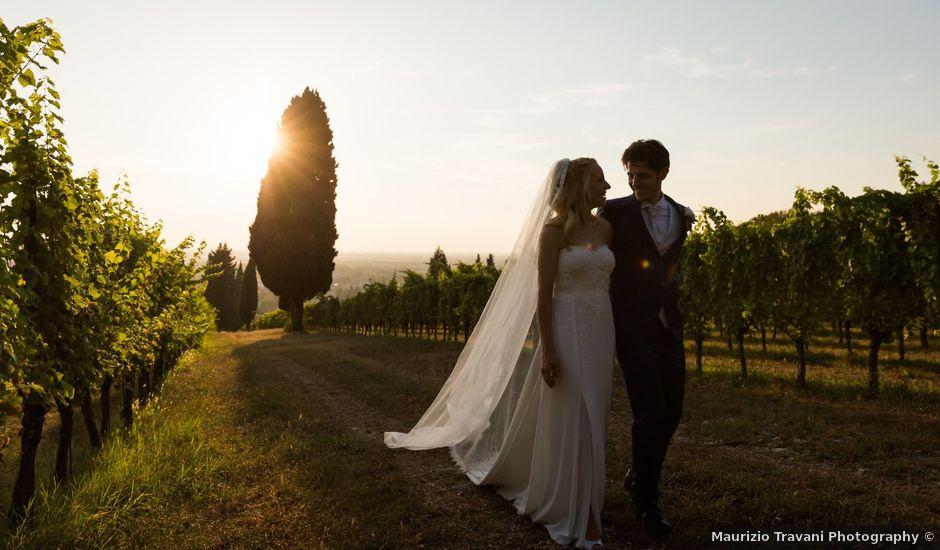 Il matrimonio di Marco e Arianna a Sagrado, Gorizia