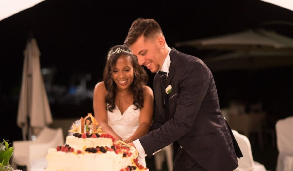 Il matrimonio di Elia  e Aliai Luna  a Brescia, Brescia